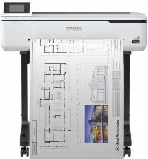 """EPSON SureColor T3100 / 24""""/ 2400 x 1200 dpi / 4 inkousty / ADF / USB / LAN / Wi-Fi / stoj"""