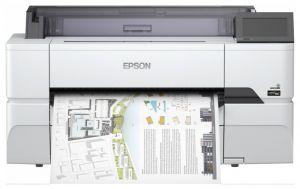 "EPSON SureColor T3400N / 24""/ 2400 x 1200 dpi / 4 inkousty / USB / LAN / Wi-Fi"