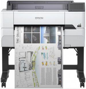 "EPSON SureColor T3400 / 24""/ 2400 x 1200 dpi / 4 inkousty / USB / LAN / Wi-Fi / stojan"