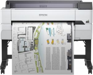 "EPSON SureColor T5400 / 36""/ 2400 x 1200 dpi / 4 inkousty / USB / LAN / Wi-Fi / stojan"