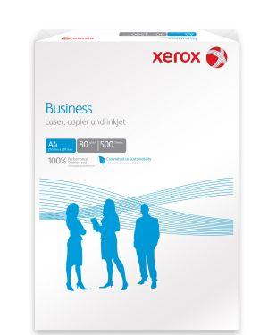 Xerografický papír XEROX, Business A4, 80 g/m2, bílý, 500 listů, vhodný pro Ink+Laser