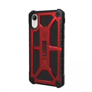 UAG Monarch case Crimson, red - APPLE iPhone XR