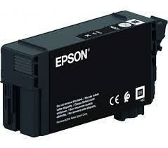 EPSON Singlepack UltraChrome XD2 Black T40C140(50ml)