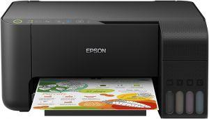EPSON EcoTank L3150 - A4/33-15ppm/4ink/Wi-Fi/CISS