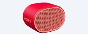 Sony bezdr. reproduktor SRS-XB01 ,BT/NFC,červený