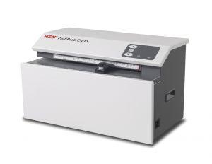 HSM ProfiPack C400 Skartovací stroj na výrobu výplňových materiálů