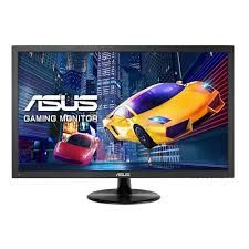 "ASUS MT 24"" VP248QG FHD 1920x1080 Gaming  1ms up to 75Hz DP HDMI D-Sub FreeSyncLow Blue L"