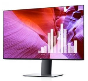 """Dell U2719DC 27"""" LCD UltraSharp QHD IPS 16:9 8ms/350cd/1000:1/USB-C/VESA/HDMI/DP/3RNBD"""