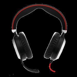 Jabra Evolve 80 MS, Stereo, USB-C