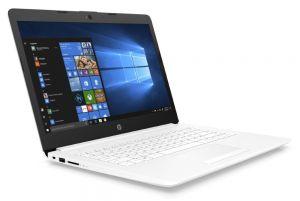 "HP 14-dg0002nc N4000/ 4GB DDR4/ 64GB eMMC/ Intel UHD 600/ 14"" HD SVA/ W10S/ bílý"