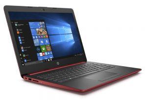"HP 14-dg0003nc N4000/ 4GB DDR4/ 64GB eMMC/ Intel UHD 600/ 14"" HD SVA/ W10S/ červený"
