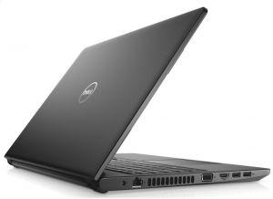 """DELL Vostro 3568/i5-7200U/8GB/256GB SSD/DVD-RW/Intel HD/15,6"""" FHD/Win 10 Pro/Black"""