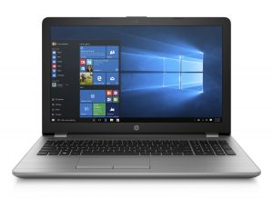 HP 250 G6, i3-7020U, 15.6 FHD, 4GB, 256GB, silver, W10 Home