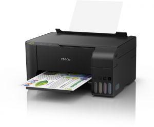 EPSON EcoTank L3110 multifunkční tiskárna A4 5760 x 1440/ A4 / ITS/ USB/ inktank