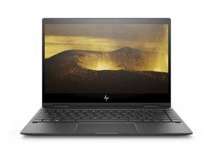 """NTB HP x360 ENVY 13-ag0004nc; 13.3"""" IPS AG FHD; AMD Ryzent 5 2500U, 8GB; 512 GB SSD; UMA;"""