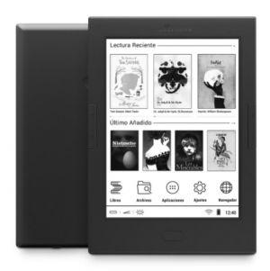 """ENERGY eReader Pro 4 (6"""" Carta e-ink 16 odstínů šedi, 600 x 800 bodů, dotyk. ovládání, pod"""