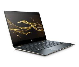 HP Spectre 15 x360-df0004nc UHD i7-8750H/16GB/512SSD/NV1050Ti/2RServis/W10-blue