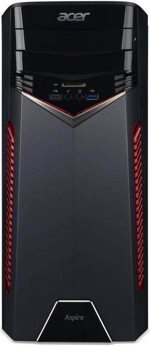 Acer Nitro GX50-600: i5-8400/256SSD+1TB/16G/GTX1060/DVD/W10