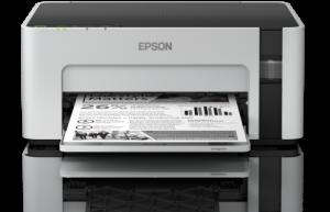 EPSON EcoTank M1120 ČB tiskárna A4 32str/min, připojení USB/WIFI