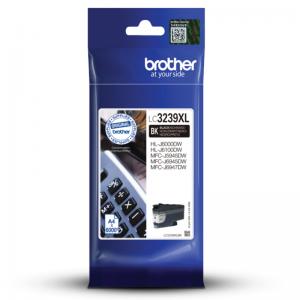 BROTHER LC-3239XLBK originál inkoust černý/black 6000 str.