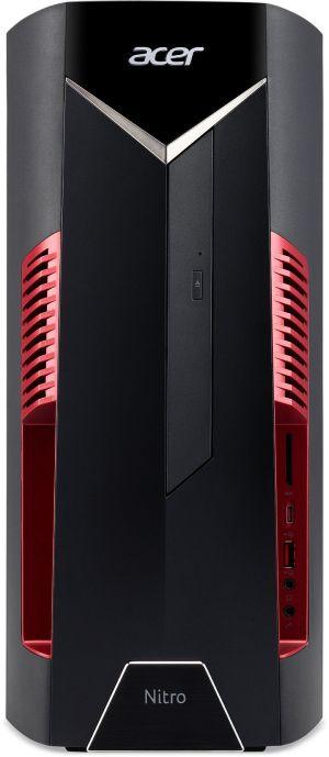 Acer Nitro N50-100 AMD R51400/8GB/128GB SSD+1TB/GTX 1050 Ti/DVDRW/W10 Home