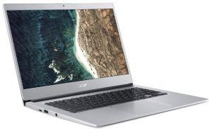 "ACER Chromebook 14 (CB514-1HT-P0U1) Pentium N4200/4GB+N/A/eMMC 64GB+N/A/HD Graphics/14"" FH"