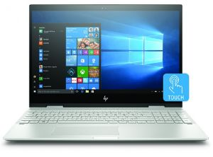HP Envy 15 x360-cn1000nc i5-8265U/8GB/1TB+16GB/NV/2rServis/W10-silver