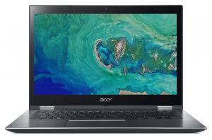 """Acer Spin 3 - 14T""""/i5-8250U/8G/256SSD/W10 šedý"""