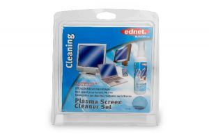 Ednet UNIVERSAL SCREEN CLEANER SET for TFT, LCD and PDA