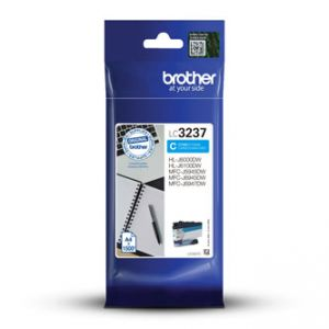 BROTHER LC-3237C originál inkoust černý/black 1500 str