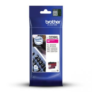 BROTHER LC-3239XLM originál inkoust červený/Magenta 5000 str