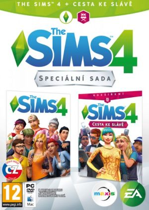 PC - THE SIMS 4 + GET FAMOUS (EP6) BUNDLE