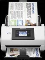 EPSON-rozbaleno- skener WorkForce DS-780N, A4, 600 x 600 dpi, USB 3.0, Ethernet