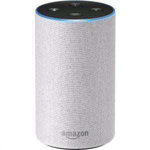 Amazon Echo Sandstone, hlasový asistent 2. generace, bílo-šedý