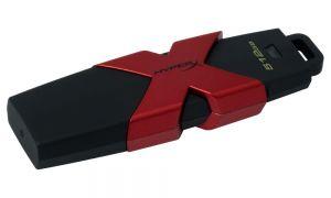 KINGSTON HyperX Savage 512GB / USB 3.0 / černo-červená