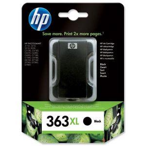 POUŽITÉ - Po expiraci - HP (363) C8719EE -  velká ink. náplň černá,  PS 8250 originál