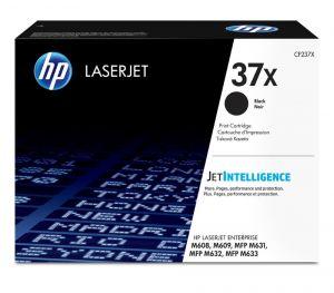 HP originální toner CF237X, black, 25000str., HP 37X, high capacity, HP