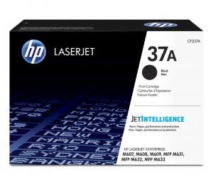 HP originální toner CF237A, black, 11000str., HP 37A, HP HP LaserJet Enterprise M607n, M60