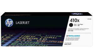 HP originální černý toner CF410X black, 6500str., HP410X HP LJ Pro M452, Pro MFP M477