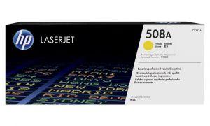 HP originální toner CF362A Yellow/Žlutá 508A 5000str. HP Color LaserJet Enterprise M552