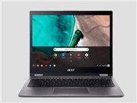"ACER Chromebook Spin 13 (CP713-1WN-59GM) - i5-8250U@1.6GHz, 13.5"" QHD IPS Multi-touch,8GB,"