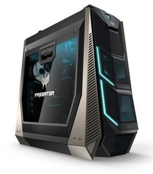 Acer Predator PO9-900 Orion Ci7-7800X/32GB/512GB SSD+3TB/RTX 2080 Ti/DVDRW/BT/W10 Home