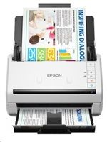 EPSON -rozbaleno-skener WorkForce DS-770, A4, 600x600 dpi, Duplex, USB 3.0, Ethernet, Ener