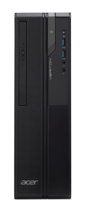 ACER Veriton E (VEX2620G) - J5005/4G/256SSD/DVD/W10Pro