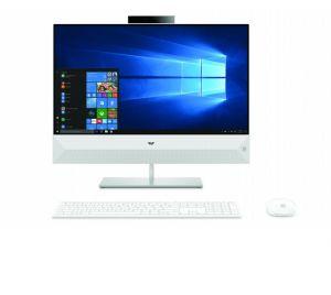 """HP AIO 24-xa0004nc/23,8"""" FHD BV WLED/AMD Ryzen 5 2600H/8GB/1TB + 128GB SSD/Vega 8/Win 10 H"""