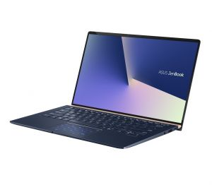 "ASUS UX433FA-A5045T i5-8265U/8GB/256GB SSD/14"" FHD, IPS/Win10/modrá"