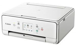 CANON PIXMA TS6251/ A4/ print-scan-copy/ 1200x1400/ USB/ BT/ WiFi/ LAN/ bílá