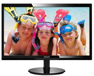 """24"""" LED Philips 246V5LDSB- FHD,HDMI,DVI"""