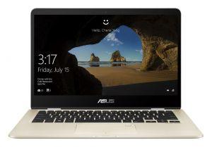 """ASUS ZenBook UX461FA - 14T""""/i5-8265U/256SSD/8G/W10 zlatý"""