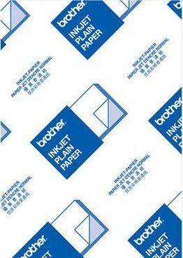 BP60PA, 250 listů běžný papír pro inkoustové tiskárny BROTHER, inkjet paper